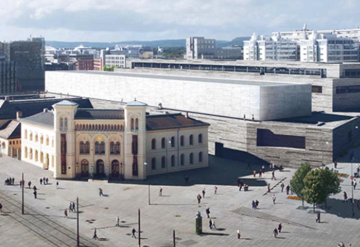 Business Case; Nasjonalmuseet sin erfaring med bruk av RFID