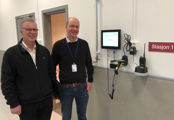 NEMKO tar i bruk logistikkløsning fra APX systems ved alle sine lokasjoner i Norge og internasjonalt.