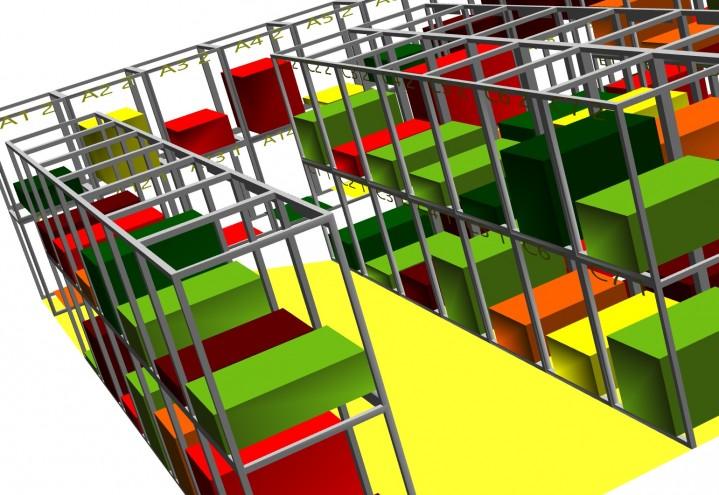 3D-warehouse. Også med 3PL