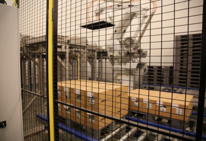 Robotstyring til FVH/COOP-industri