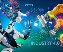 Automatisert-fabrikk